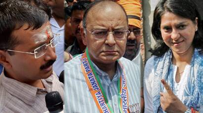 Elections 2014: Priya Dutt, Arvind Kejriwal among losers in LS polls