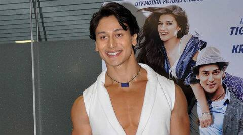 Tiger Shroff said that he is completely focused on promoting 'Heropanti'.
