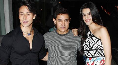 "Tiger's father Jackie Shroff had said, ""Tiger just wants to relax for a few days now."""