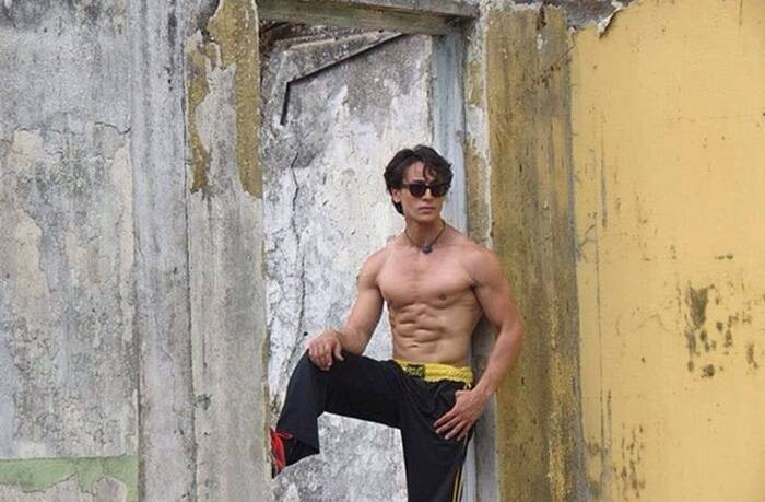 Impressed by Tiger Shroff's skilled martial arts performance, producer Sajid Nadiadwala has decided to make elaborate video-film showing Tiger's stunts from the film. (Source: Instagram)