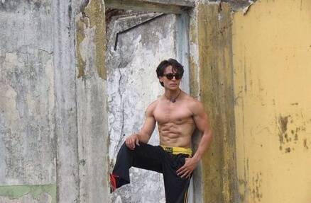 Tiger Shroff's 'Heropanti', shows off stunts during promotions