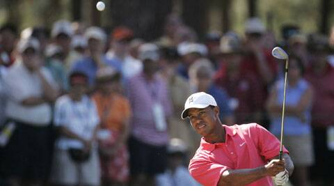 Woods withdrew from the U.S. Open on Wednesday, as he recovers from back surgery that has kept him out of golf for nearly three months. (Source: AP File)