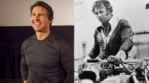The 41-year-old star, who was a big fan of the famed stuntman as a young boy, decided to recreate one of Knievel's famous canyon jumps in the late 1960s and early 1970s, reported Contactmusic.