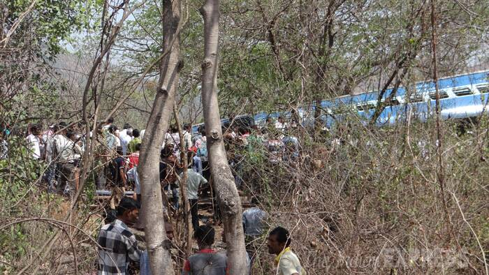 Railway accidents are common in India, which has one of the world's largest train networks and serves 20 million passengers a day. (Express Photo)