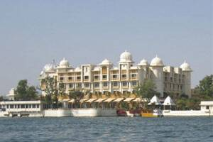 Udaipur has the best hotels in India:Survey