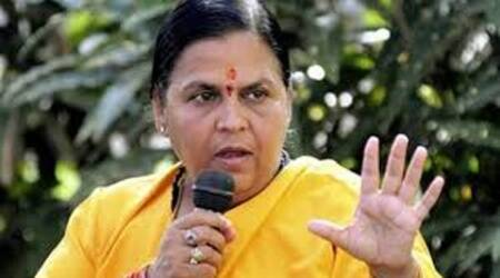 Statements by Mulayam and his son only strengthen the spirit of rapists, said Uma Bharti