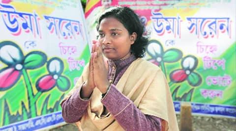 Uma Soren, TMC.Subham Dutta