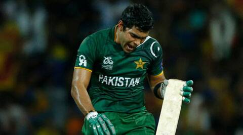 Umar Akmal was part of the Pakistan Test squad in the series he was approached (Source: AP)