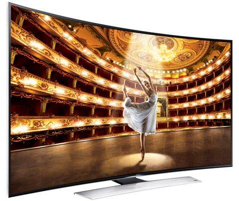 Samsung HU9000 launched at Rs 4,49,900. LED goes curvedtoo
