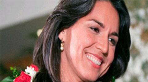 Tulsi Gabbard, the first ever Hindu lawmaker in US Congress, made a telephone call to Modi and congratulated him and  BJP for winning a majority vote in Lok Sabha.