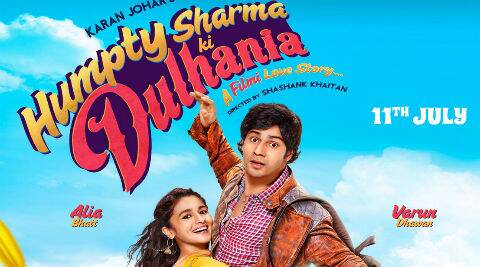 Produced by Karan Johar, 'Humpty Sharma Ki Dulhania', is slated to hit screens by July 11.