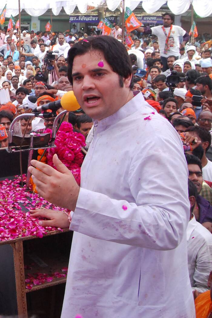 BJP's Varun Gandhi has also won from Sultanpur.
