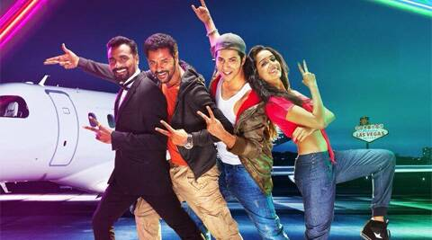 Varun and Shraddha will be putting their best foot forward in Remo D'Souza's hit dance-drama ABCD 2.