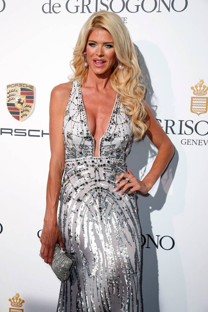 Sharon Stone, Paris Hilton shine at Cannes 2014