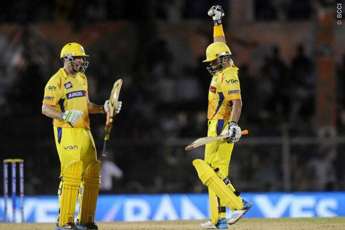 IPL 7: Clinical CSK crush MI