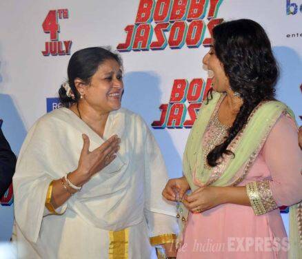 Vidya Balan unveils 'Bobby Jasoos' trailer with real life detectives