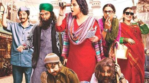 Vidya Balan loved experimenting with male disguises.