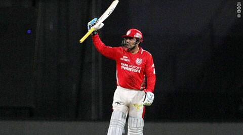 Sehwag flattened the CSK attack with a 58-ball 122, which propelled his side to an imposing 226 for six after being invited to bat on a batting paradise at Wankhede stadium. (Source: BCCI/IPL)