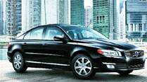 Volvo new S80: Handsome is as handsomedoes