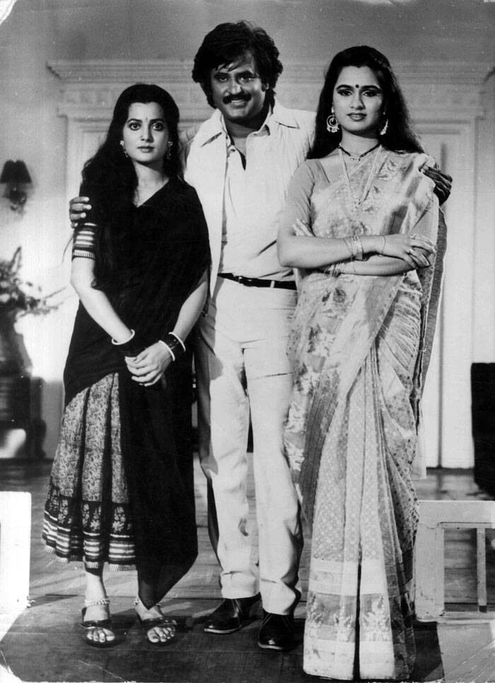 <b>Wafadaar</b>: Wafadaar released in 1985 was an action flick. The film had Anupam Kher, Kader Khan, Rajinikanth as Ranga and Padmini Kolhapure in lead roles. (Source: Express archive photo)
