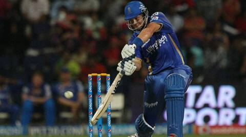 Shane Watson's decision to bowl Faulker in the penultimate over turned out to be a master-stroke. (BCCI/IPL)