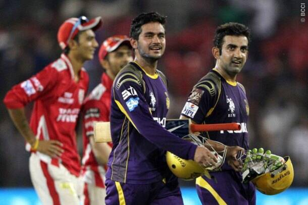 IPL 7: Captain's act helps KKR secure big win