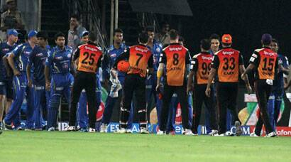 IPL 7: MI edge past SRH