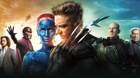 X Men – Days of Future Past review.