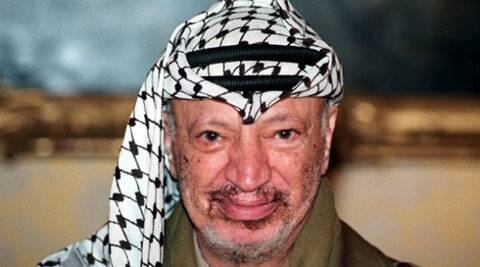 US Secretary of State John Kerry stated recently that Yasser Arafat had already recognised a Jewish state. (Reuters)