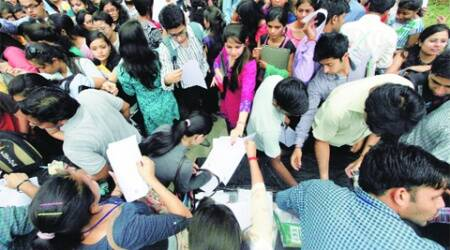 Last year, DU had done away with college option. (ARCHIVE)