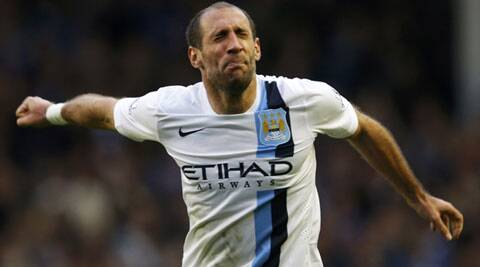 Zabaleta said his side must guard against making life difficult for themselves at the Etihad Stadium this time around. (Reuters)