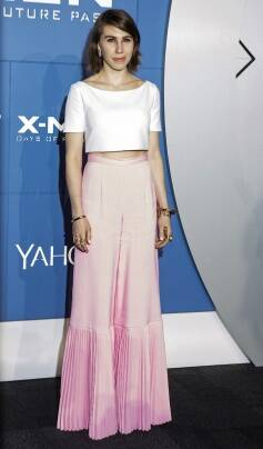 Fashion high with Jennifer Lawrence, Emma Roberts, Ellen Page