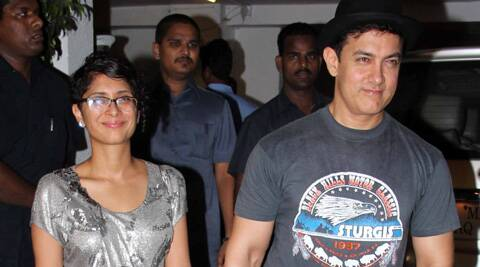 Kiran Rao spoke about her love for cinema, future projects and Aamir Khan at the Indian Express Idea Exchange.