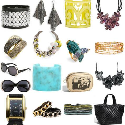 Go for silver anklets, stone-studded neckpieces, floral or bright coloured cotton scarves which can also be used as funky headgear to get that chic look.  Source: h-don.com
