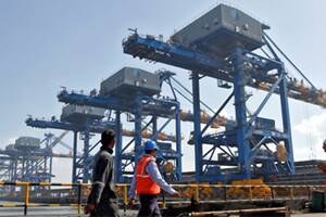 Dhamra port will be new 'Mundra' of the East: APSEZofficial