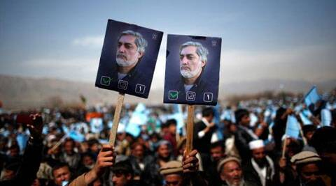 In Afghanistan, however, the real question lies in the capacity of the Afghan government to survive. (Source: Reuters photo)