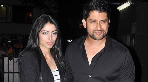 Aftab Shivdasani and Nin Dusanj plan to have an elaborate celebration at the end of the year.