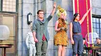 Thailand's military rulers warn over Hunger Games salute