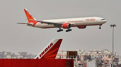 Air India currently employs 3,400 cabin crew and customer-facing employees. (AP)
