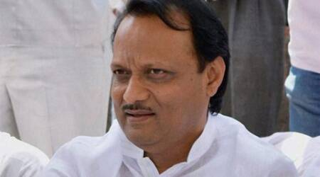 Ajit Pawar of the NCP came under attack both from opposition parties and from his government.