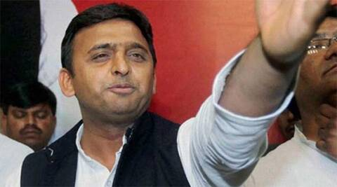 Uttar Pradesh Chief Minister Akhilesh Yadav. ( Source: PTI/File )