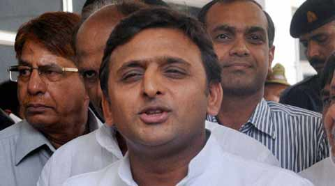Adequate compensation would be given to those affected from the incident, Akhilesh said. (Source: PTI photo)