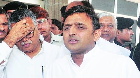 UP Chief Minister Akhilesh Yadav