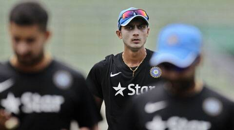 Akshar Patel will be keen to make a mark. (Source: AP)