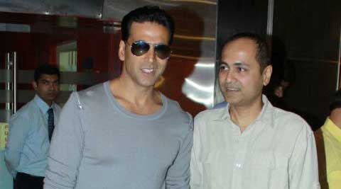"Vipul Shah said: ""It has been a fantastic journey with Akshay. 'Holiday' is our sixth film together and four out of five films were successful."""