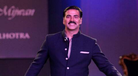 Akshay Kumar: Being Virat Bakshi in Holiday, was something I've waited a really long time to experience.