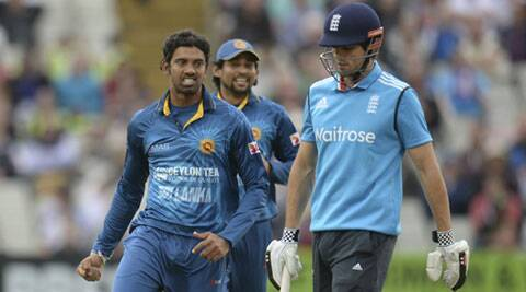 England and Sri Lanka meet in the first of two Tests at Lord's next week (Source: Reuters)