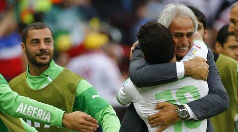 Wily coach Vahid Halilhodzic masterminded an impressive performance (Source: Reuters)
