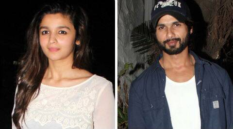Alia Bhatt will be seen playing the lead opposite Shahid Kapoor in Vikas Bahl's film.