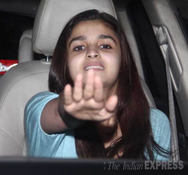 Holidays over! Alia Bhatt is back to work